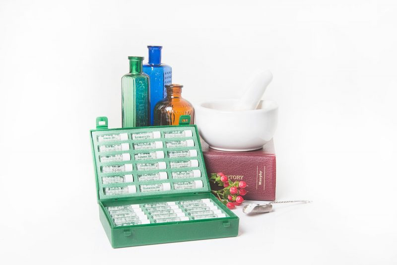 homeopathy remedies with book
